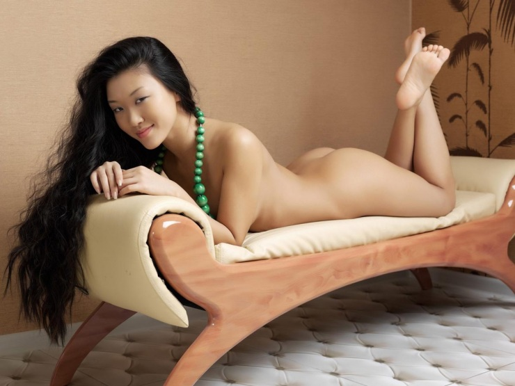 WALLPAPER ASIAN NUDE